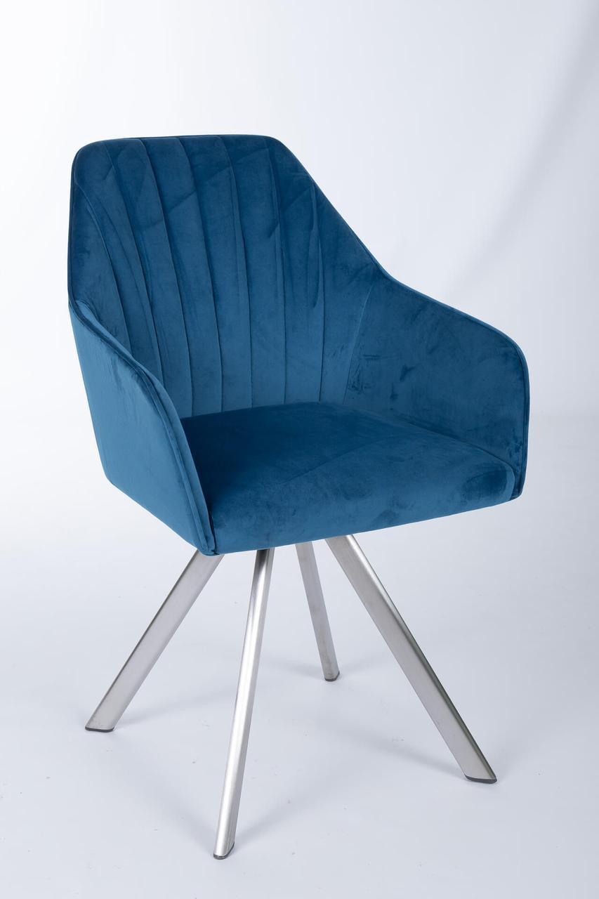 Кресло Nicolas GALERA 60х55х89 см синий