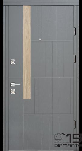 Входная дверь Страж, Geometry, Grattel
