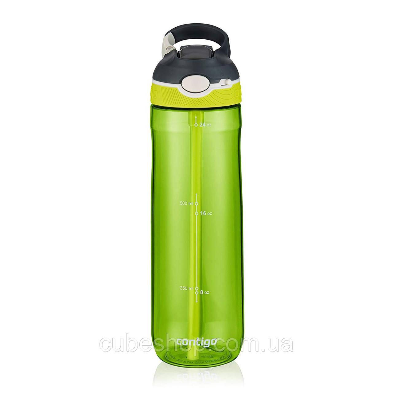 Спортивная бутылка для воды Contigo Ashland Vibrant Lime (720 мл)