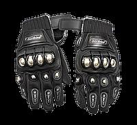 Перчатки защитные Halten Madbike черные