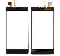 Сенсорный экран для мобильного телефона Leagoo Kiicaa Power / черный