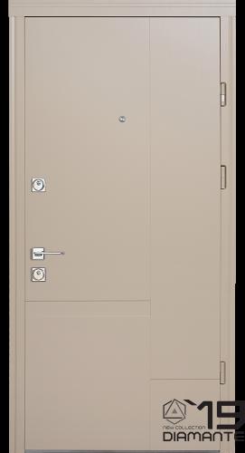Входная дверь Страж, Geometry, Sapphire