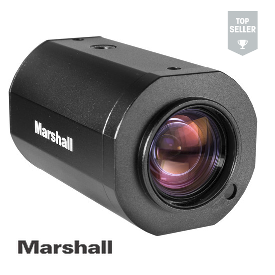 Камера Marshall Electronics Compact 10X Full-HD Camera (CV-350-10XB)