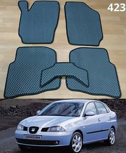 Коврики на Seat Cordoba 2003-2008. Автоковрики EVA
