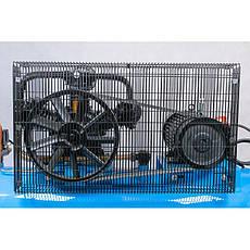 Компрессор AL-FA ALC200-3/400V (150 літрів) 3 поршні, фото 3