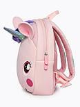 Рюкзак Supercute рожевий єдиноріг, фото 2