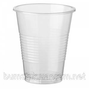Стакан одноразовый пластиковый 160мл / 100 шт.
