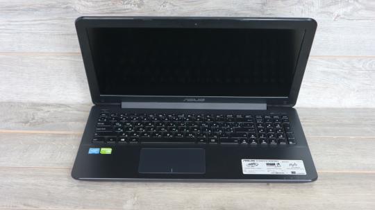Б/У Ноутбук Asus N3150/4Gb/1000Gb/Nvidia 920M-2Gb