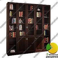 Классический книжный шкаф 200/300/2200