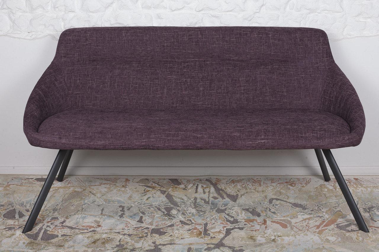 Кресло - банкетка Nicolas TOLEDO 155х64х83 см баклажан