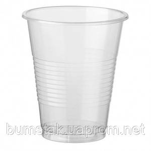 Стакан одноразовый пластиковый 300 мл / 50 шт.