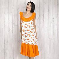 Ночная рубашка женская с цветочным узором Onder (Турция) ondr1586