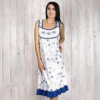 Ночная рубашка женская с цветочным узором Onder (Турция) ondr1768
