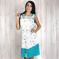 Ночная рубашка женская с цветочным узором и кружевом Onder (Турция) ondr1720