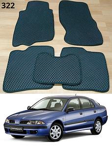 Коврики на Mitsubishi Carisma 1995-2006. Автоковрики EVA