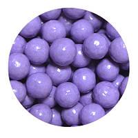 """Посыпка """"Глянцевые шарики (фиолетовые) 10 мм."""", 50 гр."""