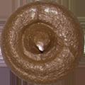Герметик акриловый для заделки швов Remmers Acryl 100 (600 мл) коричневый