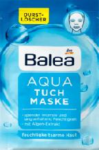 Тканинна зволожуюча маска Balea Tuchmaske Aqua,