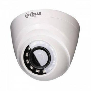 4 МП купольная уличн/внутр камера Dahua DH-HAC-HDW1400MP (2.8 мм)