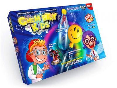 "Набор для опытов ""Chemistry Kids"" (рус)  sco"