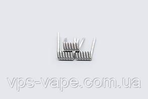 Tri-core MTL Fused Clapton 0.35 Ом, фото 3