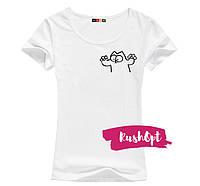 Жіноча стильна футболка Simon №6