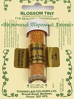 Сухой краситель Sugarflaire - Cream - Кремовый 7 ml
