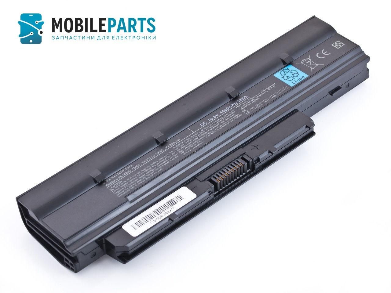 Аккумуляторная батарея Toshiba PA3820U-1BRS T210 T215 T230 T235 NB500 NB505 NB550 N300 N510