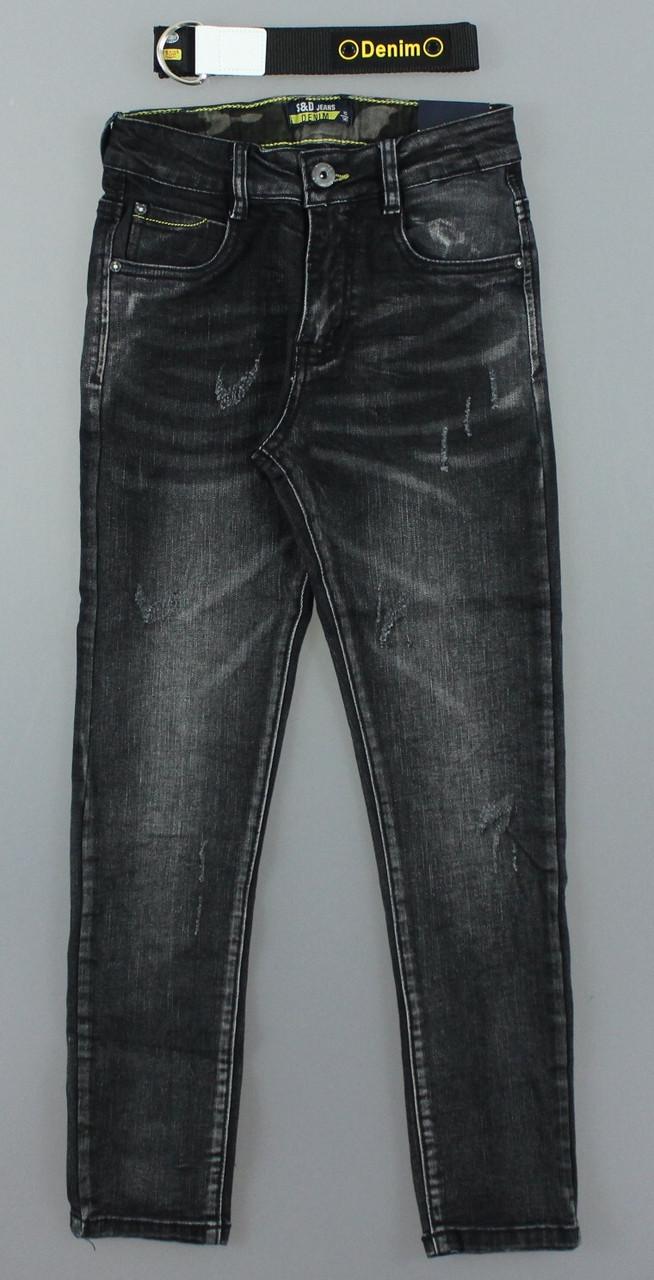 {есть:4 года} Джинсовые брюки для мальчиков S&D, Артикул: DT1089 [4 года]