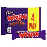 Cadbury Wispa 4 Bars 102 g, фото 1