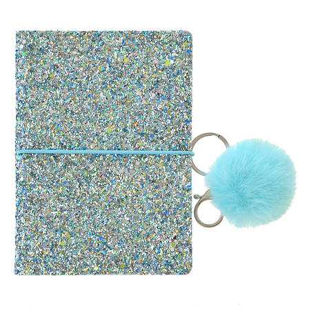 """Блокнот """"Galaxy"""", голубой                                                                 , фото 2"""