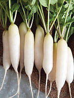 Семена редиса Ледяная сосулька на вес
