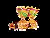 Конфеты весовые МИСТЕРИЯ ВКУСА АРОМАТ АПЕЛЬСИНА И МАЛИНЫ  (Коммунарка) Беларусь