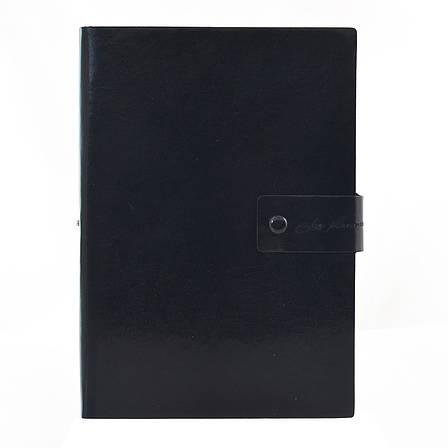 """Ежедневник А5 недат. """"Magnat"""", 320 стр., черный                                           , фото 2"""