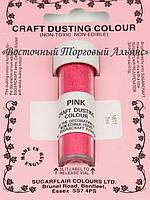 Сухой краситель Sugarflaire - Pink - Розовый - 7 ml