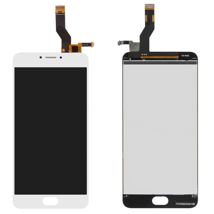 LCD экран+тачскрин Tina Meizu M3 Note (L681H) ААА