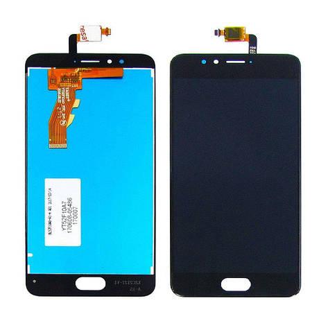 LCD экран+тачскрин Tina Meizu M5S ААА, фото 2
