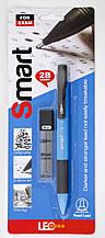 Набір в блістері L1614: олівець механічний + стрижні 6шт