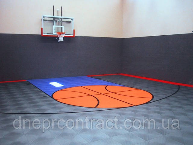 Модульне спортивне покриття Indoor Bounceback