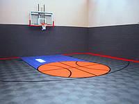 Модульное спортивное покрытие Indoor Bounceback