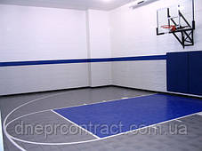 Модульне спортивне покриття Indoor Bounceback, фото 3