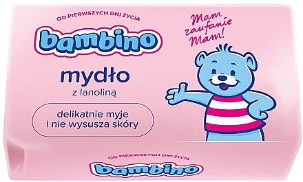Мыло Bambino детское 90 мл