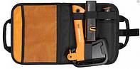 Туристический набор Fiskars (топор Х5 121123 + нож + точилка в сумке) 1025441, фото 1