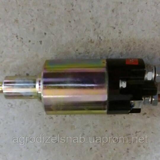 Втягивающее реле редукторного стартера СМД 24В 8,1 кВт