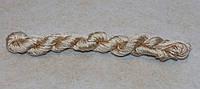 Капроновий шнур для плетіння карамельний 1673-1, фото 1