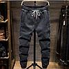 Чоловічі джинси на резинці .Арт.01411