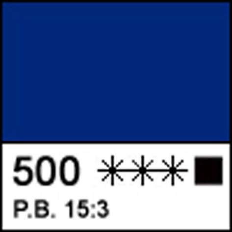 """Краска акриловая МАСТЕР-КЛАСС, голубая """"ФЦ"""" акрил 46мл ЗХК                                , фото 2"""
