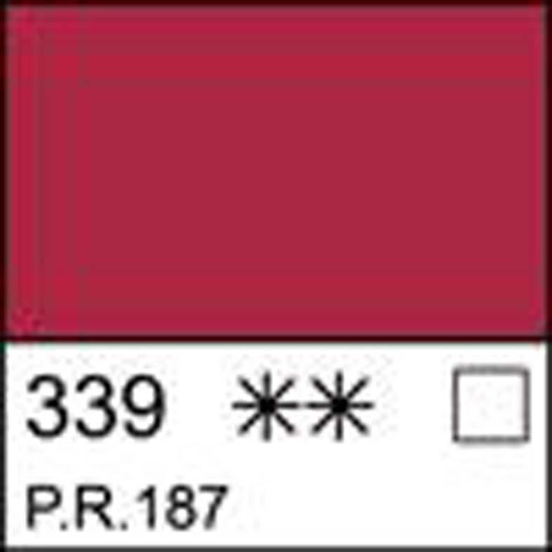 Краска масляная МАСТЕР-КЛАСС краплак красный прочный, 46мл ЗХК