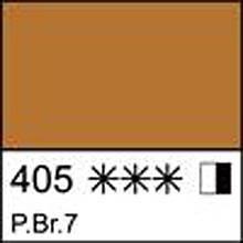 Краска масляная МАСТЕР-КЛАСС сиена натуральная, 46мл ЗХК