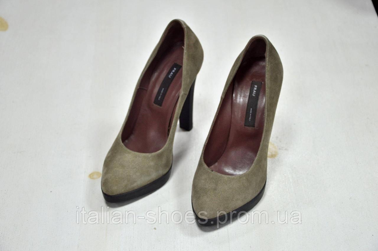 Женские итальянские туфли Frau